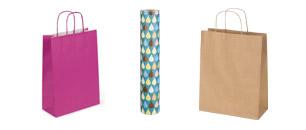 Butikkemballasje og gaveinnpakning