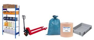 Lagerutstyr, oppbevaring og hygiene